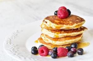 Pancake per colazione