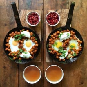 medioriente colazione