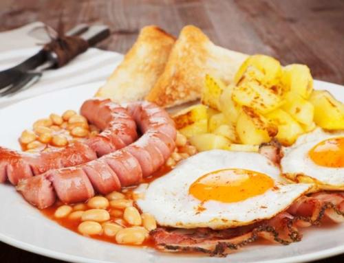 Dieta iperproteica a colazione
