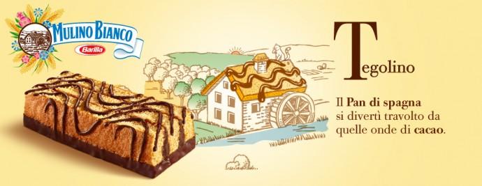 Colazione Italiana: I dolci tempi del tegolino del Mulino Bianco