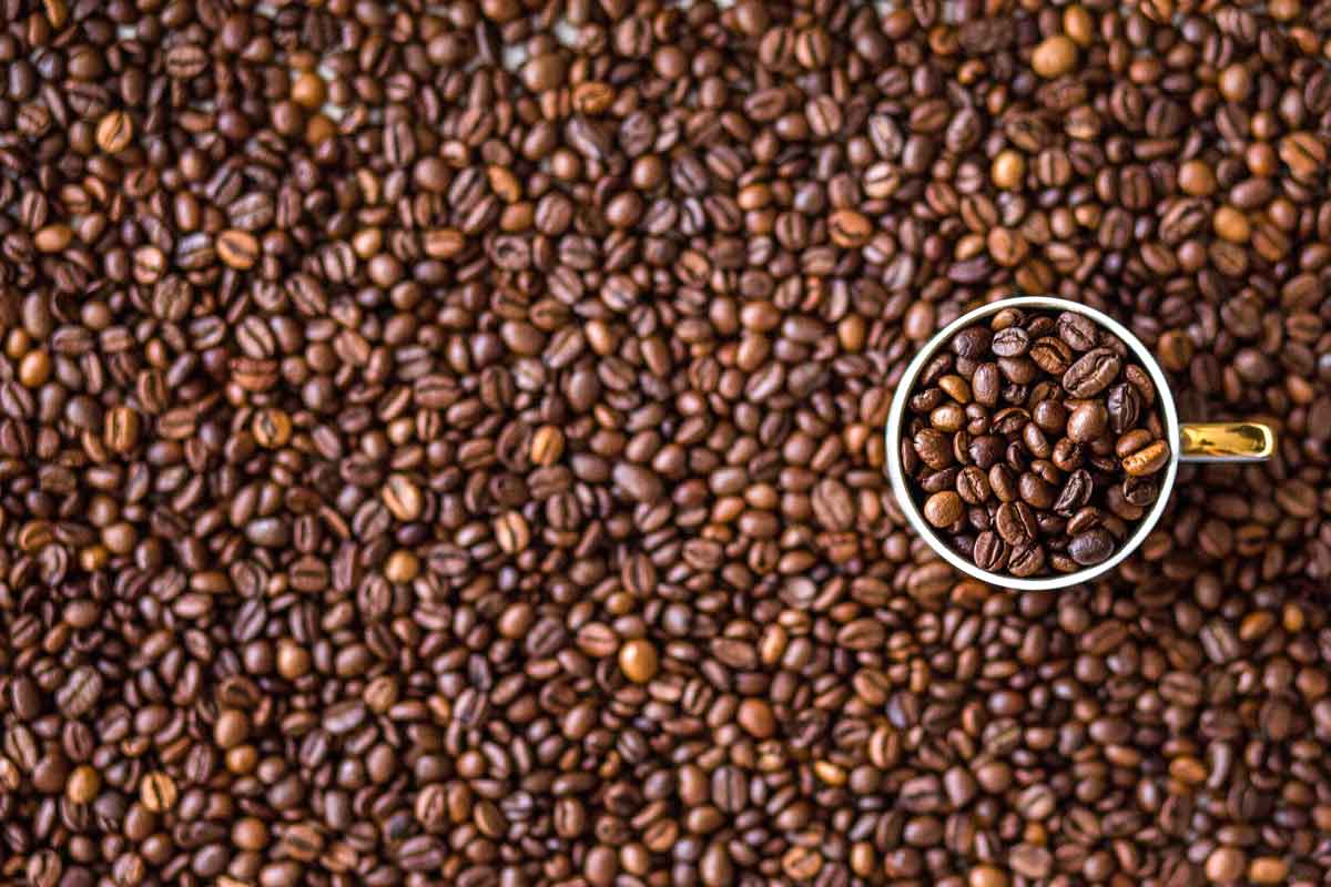 Distributore caffè