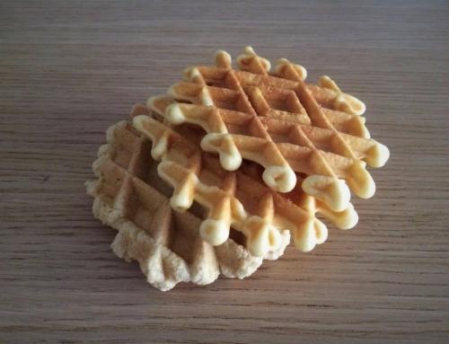 Ferratelle morbide, Gli Waffle in Italia sono Abruzzesi