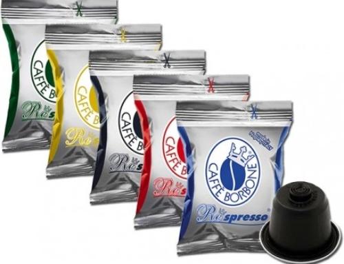 Caffè Borbone: tra le capsule compatibili anche Nespresso