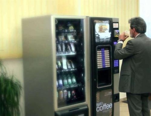 Distributori Automatici di Caffè: La pausa dal gusto giusto