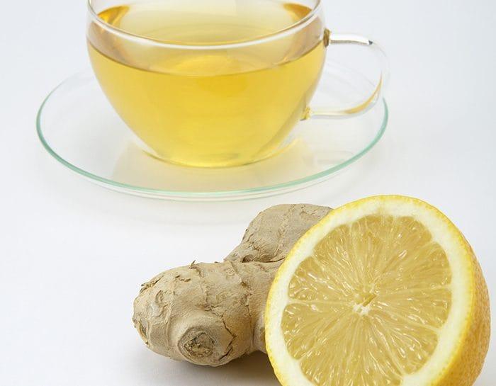 frullato dimagrante con farina davena di mela e limone